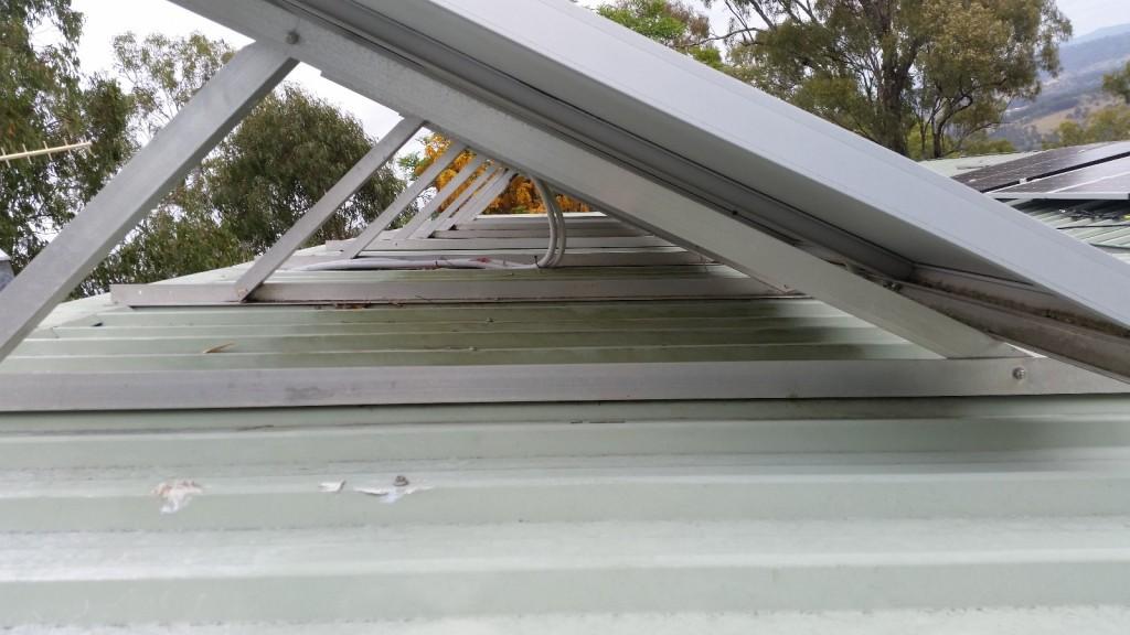 Existing Solar Racks