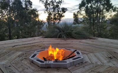 The Fire Deck – Gets fired up – 8th April 2017