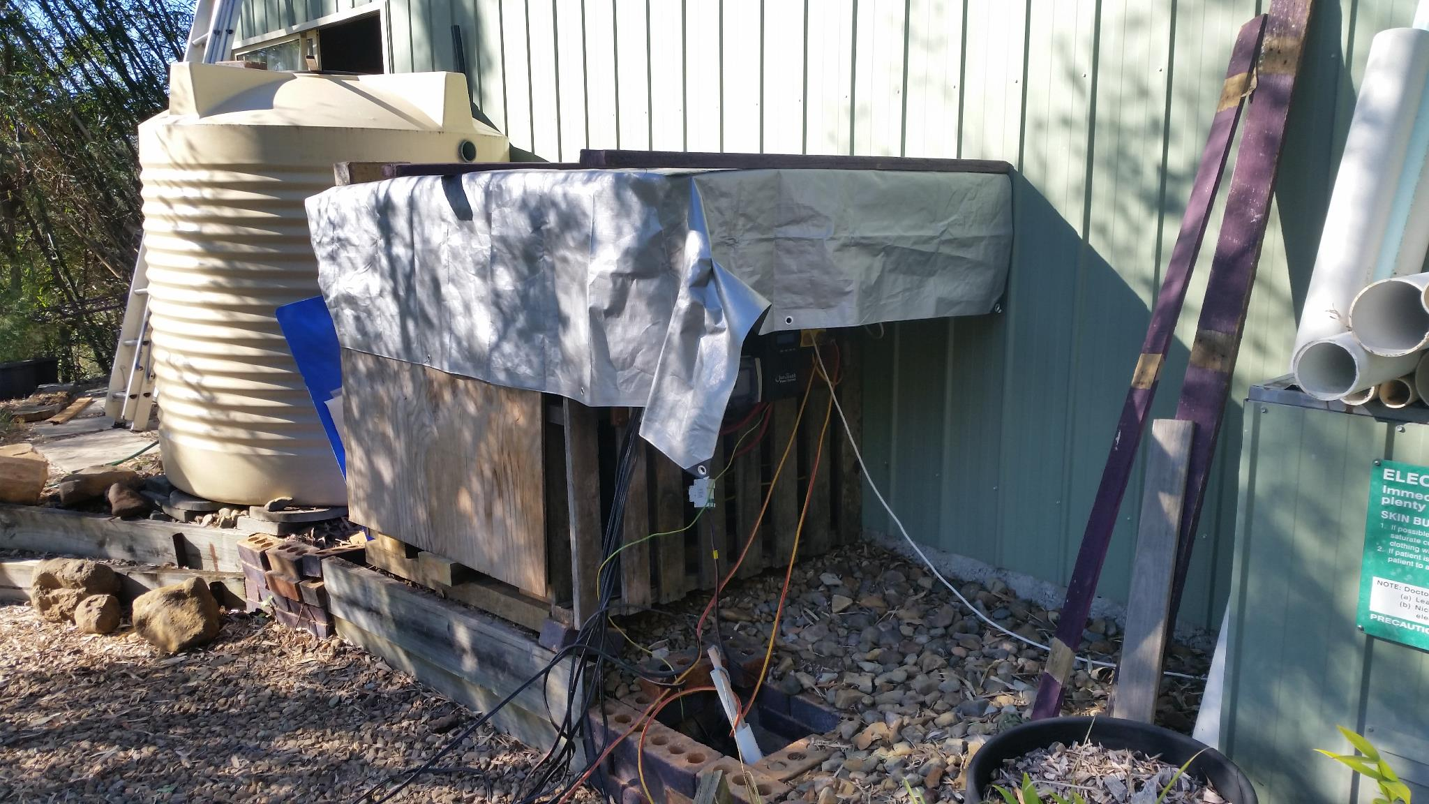 The 'quick and dirty' Solar Box