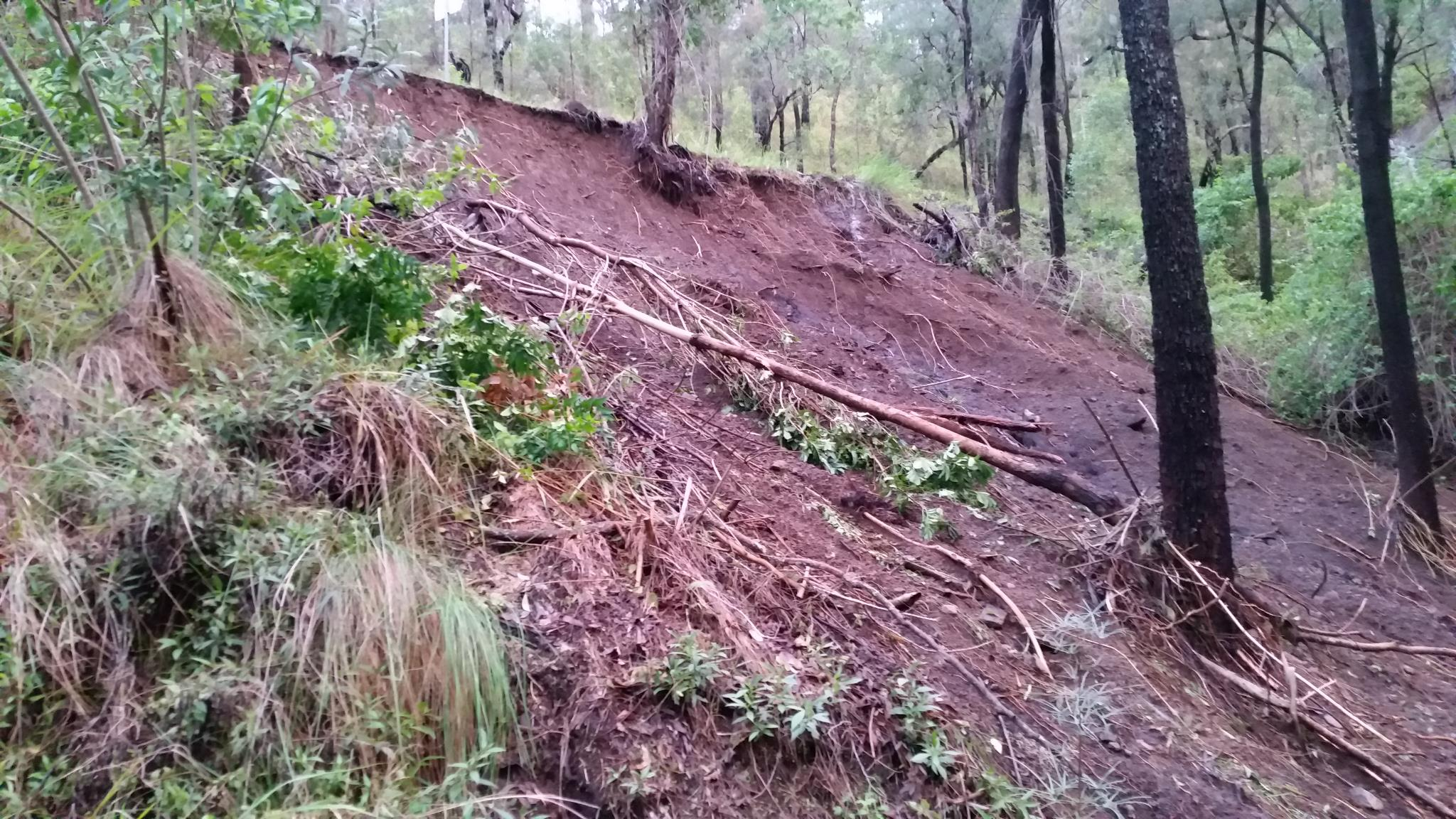 South Gully Washout