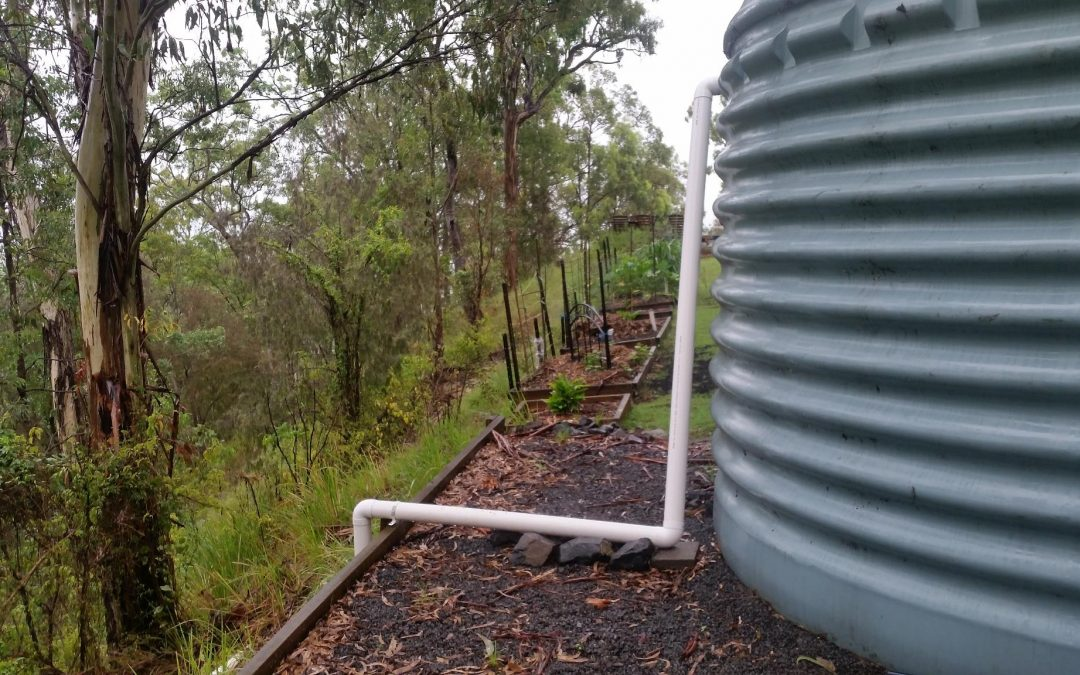 Water Tank Overflow – 6th March 2018