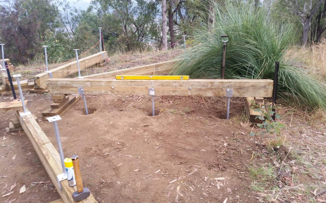 Time to start digging – The Fire Deck – 3rd August 2016