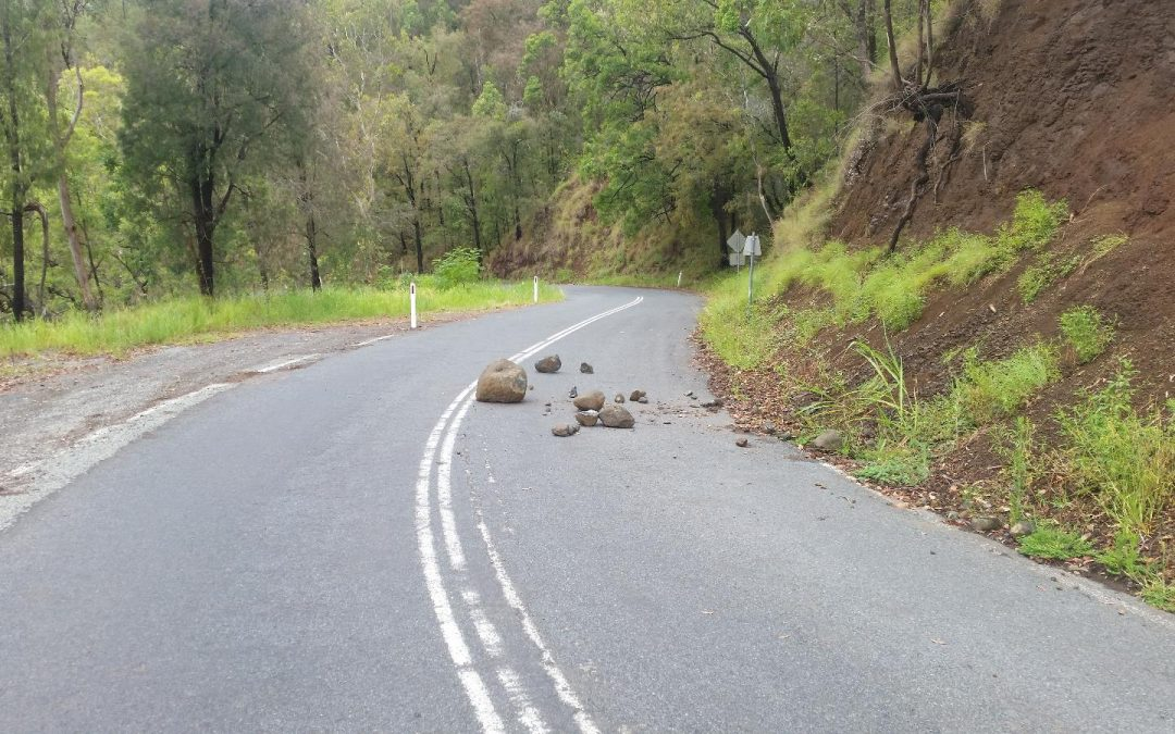 Rocks on the Road – 3rd January 2017