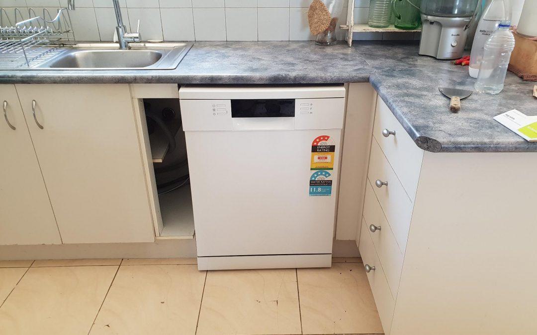A Dishwasher – Luxury! – 5th February 2019